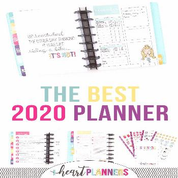 The Best 2020 Planner This super customizable, discbound planner is the last planner you'll ever ne